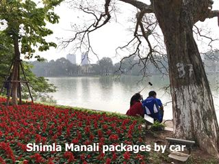 Shimla manali packages by car