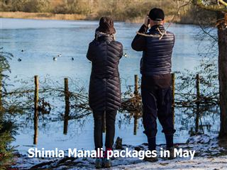 Shimla manali packages in may